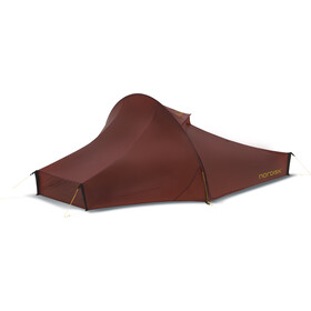 Nordisk Telemark 2 Light Weight Tent burnt red